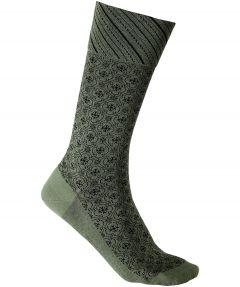 Falke sokken - Assisi - groen