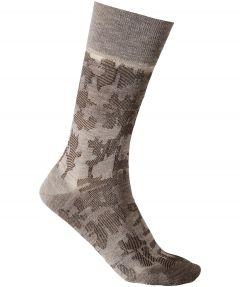 Falke sokken - Brickwall - beige