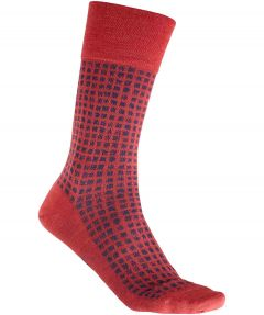 Falke sokken - Sensitive - rood