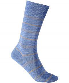 Falke sokken - Stripe washed - blauw
