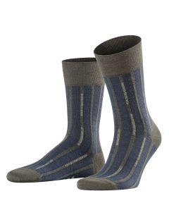 Falke sokken - sensitive - groen