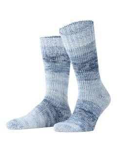 Falke sokken - Faded - blauw