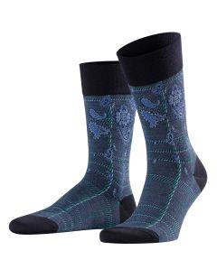 Falke sokken - Royal Clash - blauw
