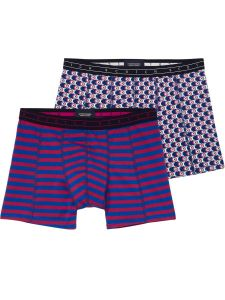 Scotch & Soda boxers 2-pack - fuchsia