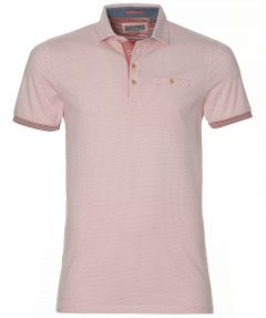 Ted Baker polo - slim fit - rood