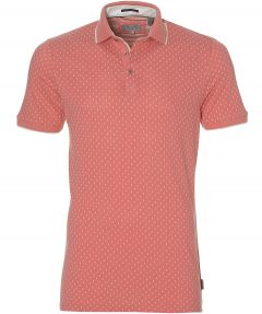 Ted Baker polo - slim fit - koraal