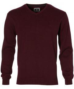 Jac Hensen pullover - regular fit - paars