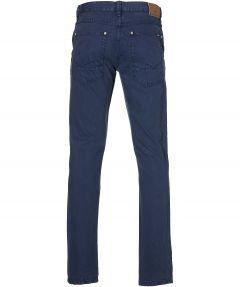 sale - Lion jeans, Stone - slimfit - blauw