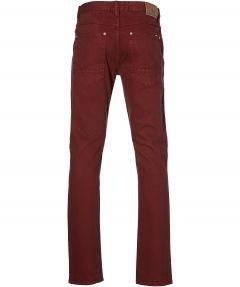 sale - Lion jeans, Stone - slim fit - bordo