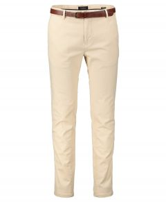 Scotch & Soda chino - slim fit - beige