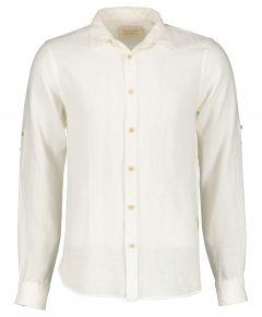 Scotch & Soda overhemd - slim fit - wit