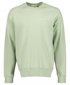 Scotch & Soda sweater - slim fit - groen