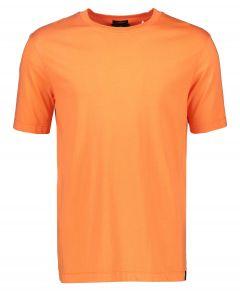Scotch & Soda T-shirt - slim fit - oranje