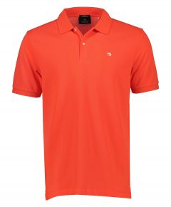 Scotch & Soda polo - slim fit - rood