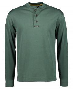 Scotch & Soda t-shirt - slim fit - groen