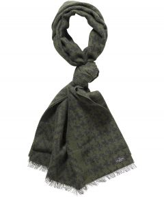 Jac Hensen shawl - groen