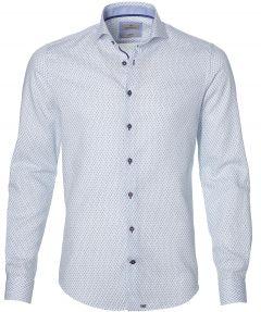 sale - Hensen overhemd - slim fit - wit