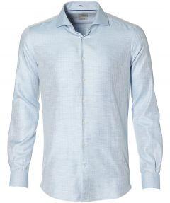 Jac Hensen Premium overhemd -slim fit- blauw