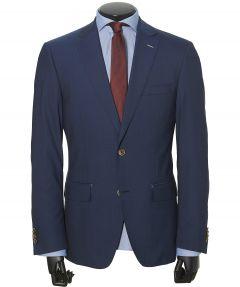 sale - Jac Hensen kostuum - modern fit - blauw