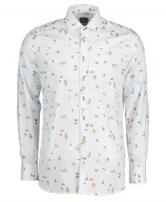 Nils overhemd - slilm fit - wit