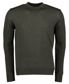 Nils pullover - extra lang - groen