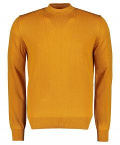 Nils pullover - slim fit - oker