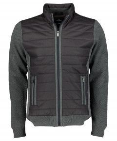 Jac Hensen vest - modern fit - grijs