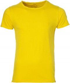 Dstrezzed t-shirt - slim fit - geel