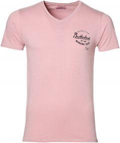Dstrezzed t-shirt - slim fit  - roze