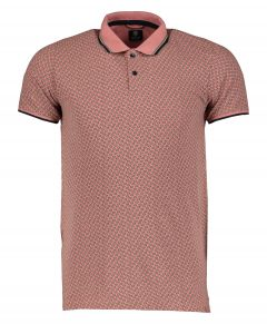 Dstrezzed polo - slim fit - roze
