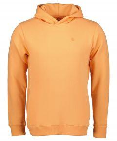 Dstrezzed basic hoody - slim fit - oranje