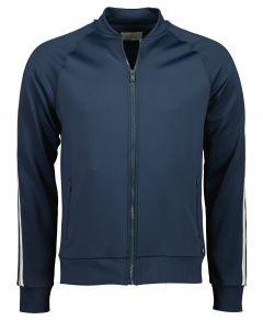 Dstrezzed vest - slim fit - blauw