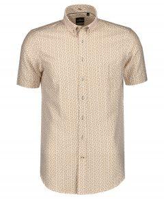 Jac Hensen overhemd - modern fit - oranje