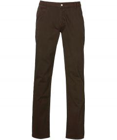 sale - Cavallaro Napoli jeans - slim fit - bruin