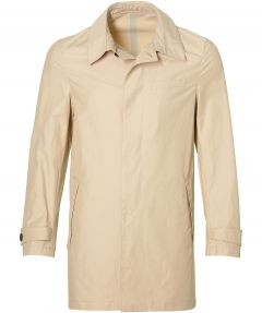 sale - Nils regenjas - slim fit - beige