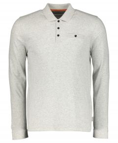 Ted Baker polo - slim fit - grijs