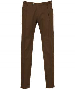 Benvenuto pantalon - slim fit - groen