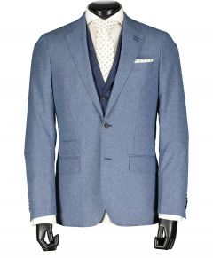 Jac Hensen Premium trouwkostuum - lichtblauw