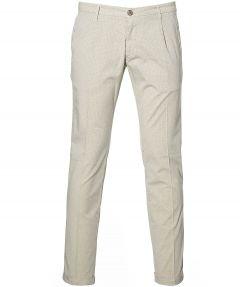 sale - Manuel Ritz pantalon - slim fit - beig