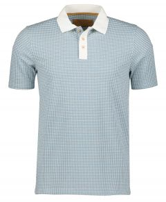 Ted Baker polo - modern fit - blauw