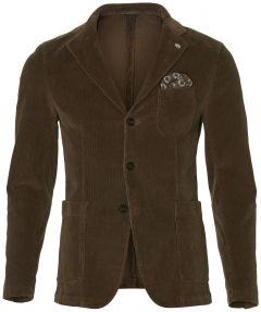 sale - Manuel Ritz colbert - slim fit - beige