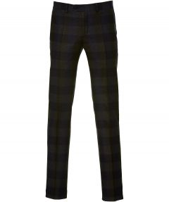 sale - Manuel Ritz pantalon - slim fit - blau