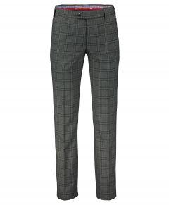 Meyer pantalon Bonn - modern fit - grijs