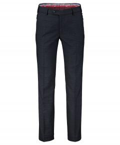 Meyer pantalon Bonn - modern fit - blauw