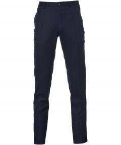 sale - Nils pantalon - slim fit - blauw