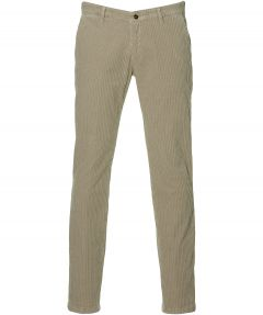 Four.Ten pantalon - slim fit - beige