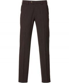 sale - Meyer pantalon Roma - regular fit - bordo