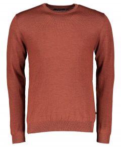 Matinique pullover - slim fit - cognac