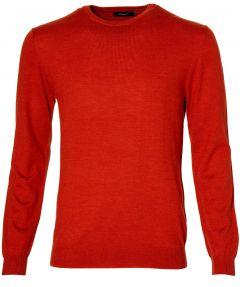 Matinique pullover - slim fit - brique