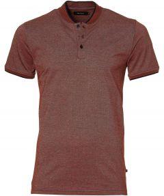 Matinique T-shirt - slim fit - bordeaux
